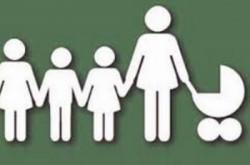 Уполномоченный по правам ребенка помог многодетной семье в трудной жизненной ситуации.