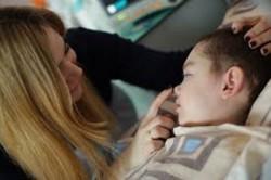 При помощи Уполномоченного ребенок  обеспечен  лечебным питанием
